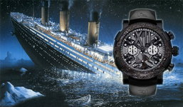 RJ-Romain Jerome นาฬิกากับตำนานเรือ ไททานิค
