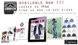 LOOKER Magazine ลง iPad แล้ว