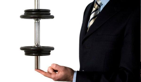 6 วิธีบริหารร่างกายในที่ทำงาน