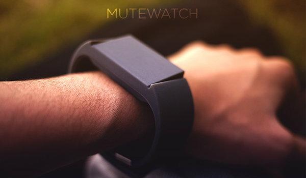 Mutewatch นาฬิกาเรียบๆ แต่ล้ำลึก