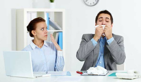 สุขภาพคนทำงาน ขึ้นอยู่กับอากาศที่หายใจ