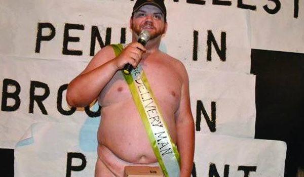 นิค กิลโรแนน ชายผู้ชนะการประกวดเจ้าโลกเล็ก