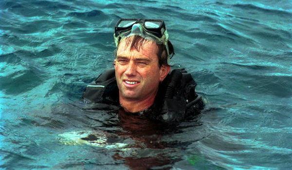 ดำน้ำ กีฬาของผู้ชายรักทะเล