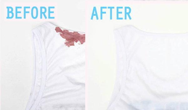 ทำอย่างไร เมื่อเสื้อเปื้อนสีย้อมผม