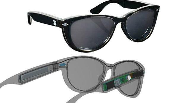 ZionEyez  แว่นตาสอดแนมแห่งอนาคต