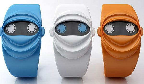 Ninja Time เวลาและดวงตาที่ซ่อนเร้น