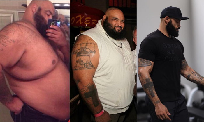 จากน้ำหนัก 270 กก. ลดน้ำหนักด้วยการเดิน 2 ปี น้ำหนักหาย 100 กก.