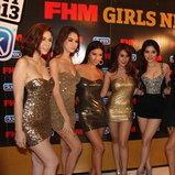 FHM GIRLS NEXT DOOR 2013