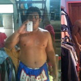ลดน้ำหนัก 130kg สร้างซิกแพ็คใน1ปี