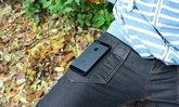 กางเกงยีนส์ สำหรับ iPhone 5