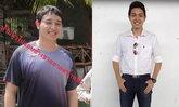 ประสบการณ์ลดความอ้วน จากคนอ้วน สู่หนุ่มหล่อ