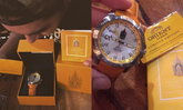 วีรภาพ โพสต์ นาฬิกาเฉลิมพระเกียรติ 80 พรรษา บอกจะเก็บรักษาไว้ให้ลูกหลาน