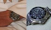 นาฬิกาบนข้อพระกร ของในหลวงรัชกาลที่ 9