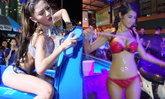 เธอคือที่สุด 2 สาวงานล้างรถแน่นที่สุดในเมืองไทย