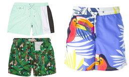 จัดอันดับ 10 สุดยอดกางเกงว่ายน้ำชาย