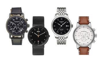 นาฬิกาชาย 18 รุ่น สุดคุ้ม ในราคาไม่เกิน 500 ดอลล่าร์สหรัฐ