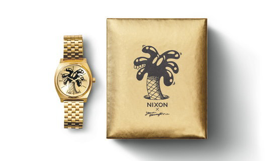 Limited Edition! NIXON X STEVEN HARRINGTON