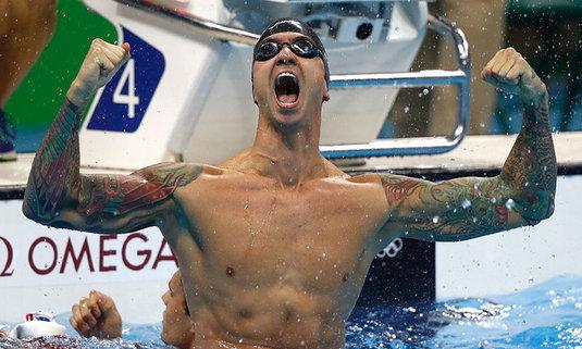 10 รอยสักนักว่ายน้ำชายโอลิมปิก ทั้งเท่และมีความหมาย
