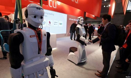 """อเมริกามี """"หุ่นยนต์"""" มากที่สุดในโลก คนอเมริกันกังวลกลัวถูกแย่งงาน!"""