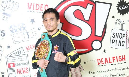 """""""แหลม ศรีสะเกษ"""" จากคนเก็บขยะ เงินไม่มีติดกระเป๋า สู่แชมป์โลกคนล่าสุดของไทย"""