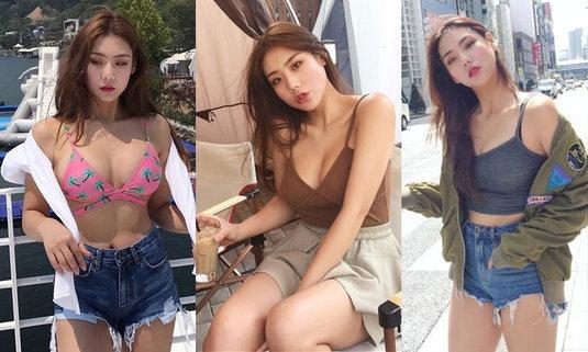 บึ้มทุกจุด! Jean Bo Ram สาวเกาหลีหุ่นอวบอั๋นที่มาแรงบนโลกออนไลน์