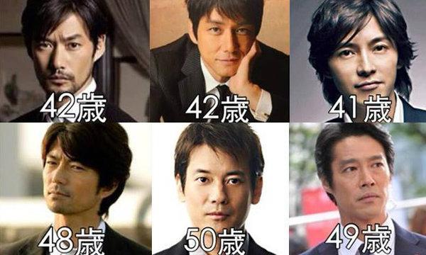 ดาราชายญี่ปุ่น อายุเลขขึ้นสี่ แต่หน้ายังเป๊ะ