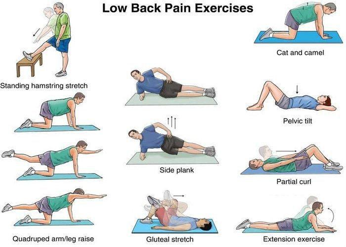 วิธีการออกกำลังกาย