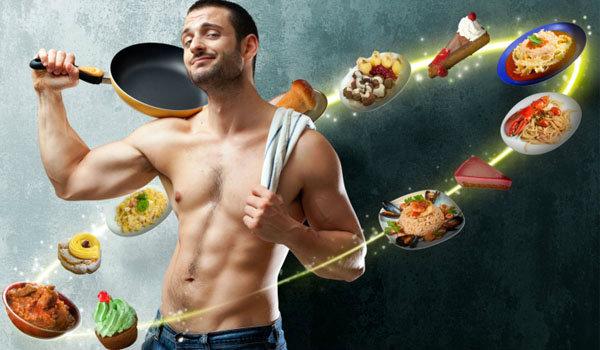5 สารอาหารที่ผู้ชายได้รับไม่เพียงพอ