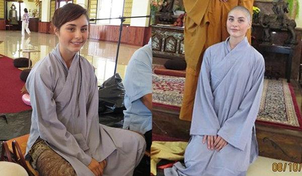 สวยเกิ๊น!!! ชาวเน็ตเวียดนามคลั่งแม่ชีสาวอเมริกันวัย 17 ปี