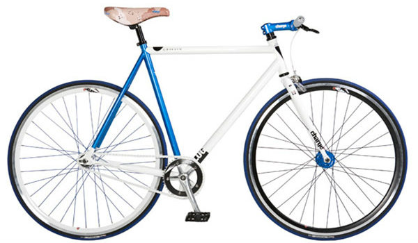 จักรยาน FIXED GEAR ความสนุกที่ไม่ติดเบรค