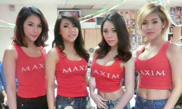 รายละเอียดการรับสมัคร Miss Maxim Thailand 2015