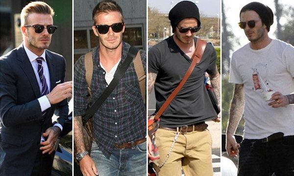 Rock It Like Beckham! ทริคแต่งตัวหล่อเนี้ยบสไตล์เบ็คแฮม