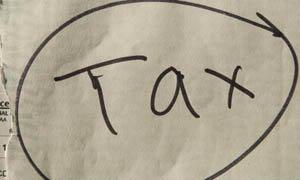 โครงสร้างภาษีเงินได้บุคคลธรรมดาแบบใหม่ เริ่มใช้ ปี 2557