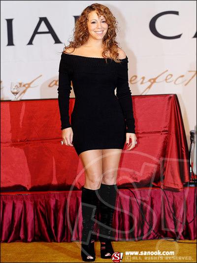ประกาศรายชื่อผู้โชคดีที่ได้รับของที่ระลึกจาก Mariah Carey นักร้องสาวสุดเซ็กซี่