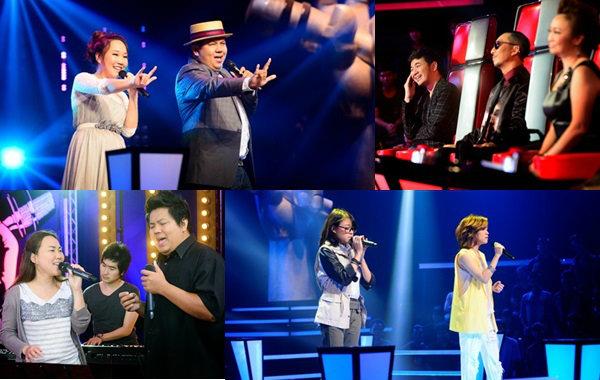 น่าลุ้น! The Voice Thailand Season 3 รอบ(Battle) หวานฟรุ้งฟริ้ง!