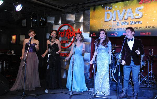 The Divas & Win การรวมตัวของดีวาระดับตำนาน