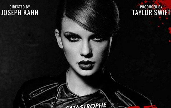 Taylor Swift ปล่อย MV Bad Blood เซเลปฮอลลีวู้ดแน่นเอี๊ยด!