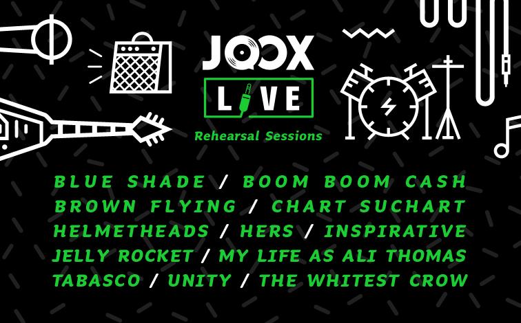 JOOX LIVE กับ 12 ศิลปินคุณภาพ กับตัวตนที่คุณไม่เคยเห็นมาก่อน