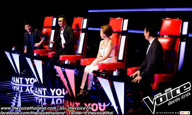 โค้ชกดกระหน่ำ เลือกกันหนำใจในวีคที่ 2 The Voice Thailand Season 2