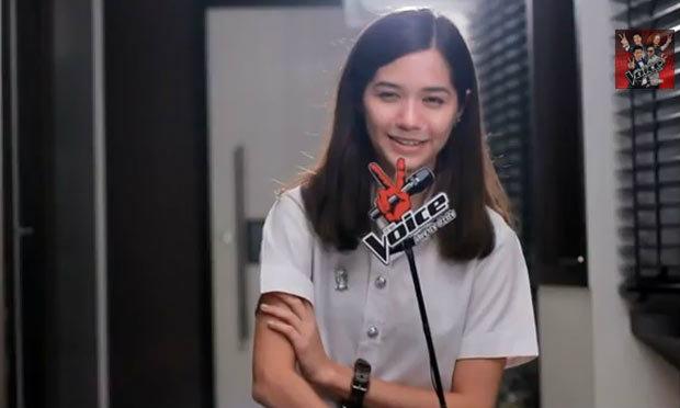 วี วิโอเลต The Voice Thailand สวยใส แอบเซ่บ!