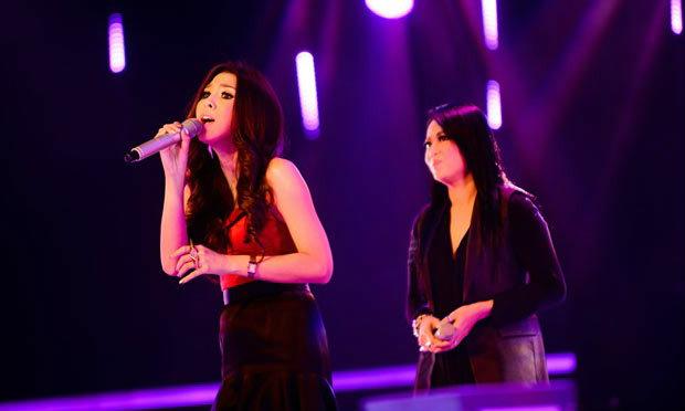 ครึ่งทางรอบ Battle ลุ้นเสียงทรงพลังเขย่าเวที The Voice Thailand Season 2