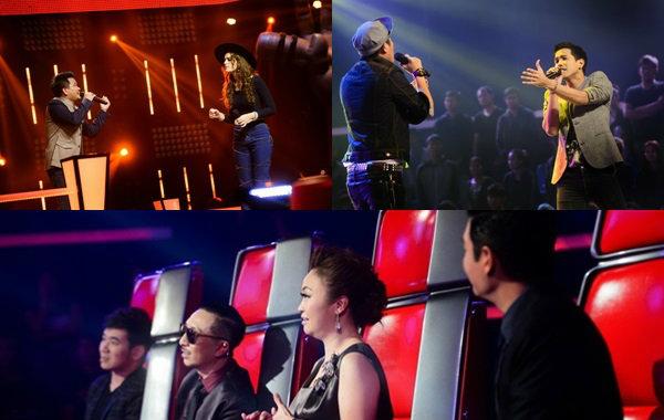 The Voice Thailand 3 ประเดิมรอบแบทเทิลเข้มข้น!