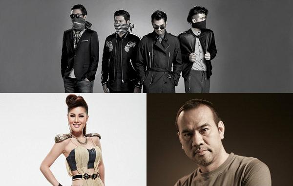 ที่สุดคนดนตรี! หญิงลี-เกทสึโนวา-ป้าง ศิลปินทำยอดทะลุ 100 ล้านวิว