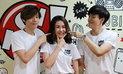 ทำความรู้จัก เชอรีน-คชา-อาร์ม ใน U-PRINCE Series ตอน ทีเรกซ์