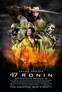 โดนใจคอหนัง ชิงโปสเตอร์ 47 Ronin พร้อมลายเซ็น คีอานู รีฟส์ (ประกาศผล)