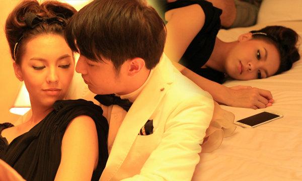 เพราะซี้เกิน! คารีสา-ขุน ซี้นอกจอเข้าฉากจูบ...เขินแรง! Gossip Girl Thailand