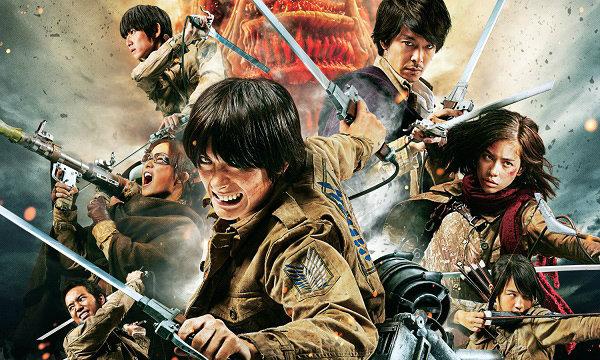 หนัง Attack on Titan ตอนสองเศร้า! รายได้ลดลงไปครึ่ง