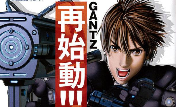 G-Gantz คืนชีพคนตาย มาไฝว์กับเอเลี่ยนกันอีกรอบ พฤศจิกายนนี้
