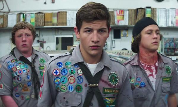 วิจารณ์หนัง Scouts Guide to the Zombie Apocalypse อย่าไว้ใจคนโง่