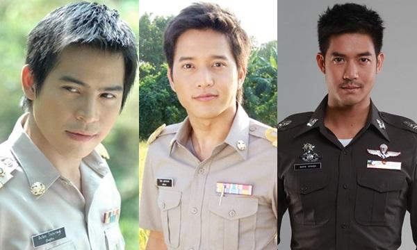 5 พระเอกไทยบ้านกับลุคข้าราชการ เป๊ะปัง!